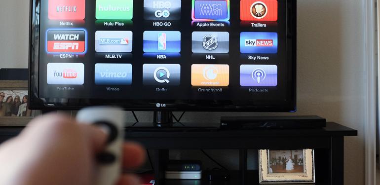AppleTV.