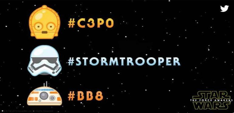 twitter star wars emoji