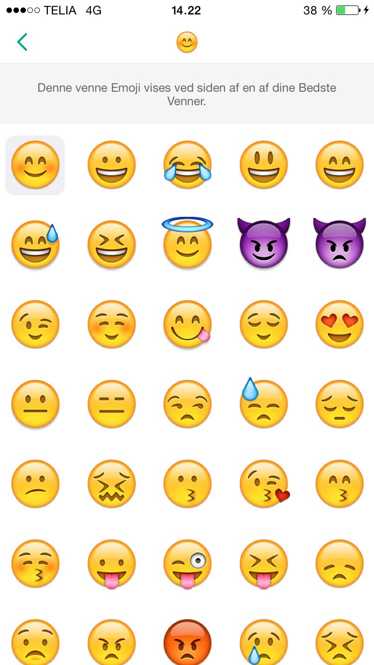 venne emoji